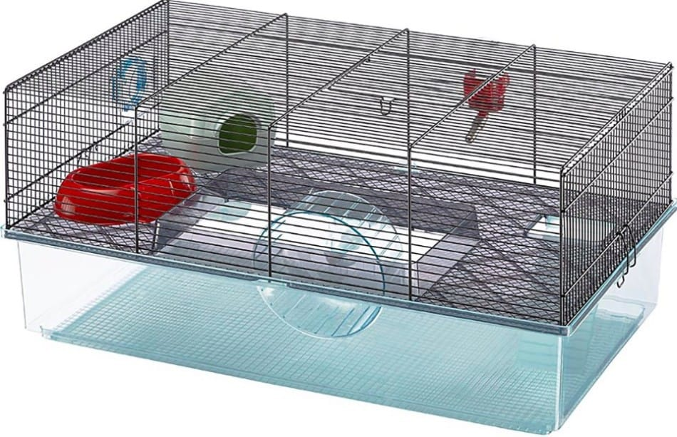 8 Best Gerbil cages | Complete Gerbil Cage Review 2021 4