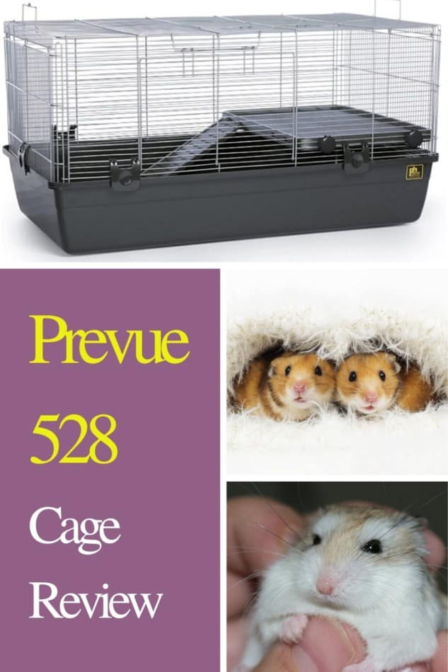 Prevue 528 Hamster Cage Review 2020 1